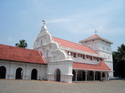 St. Mary's Jacobite Syrian Church, Kuruppampady